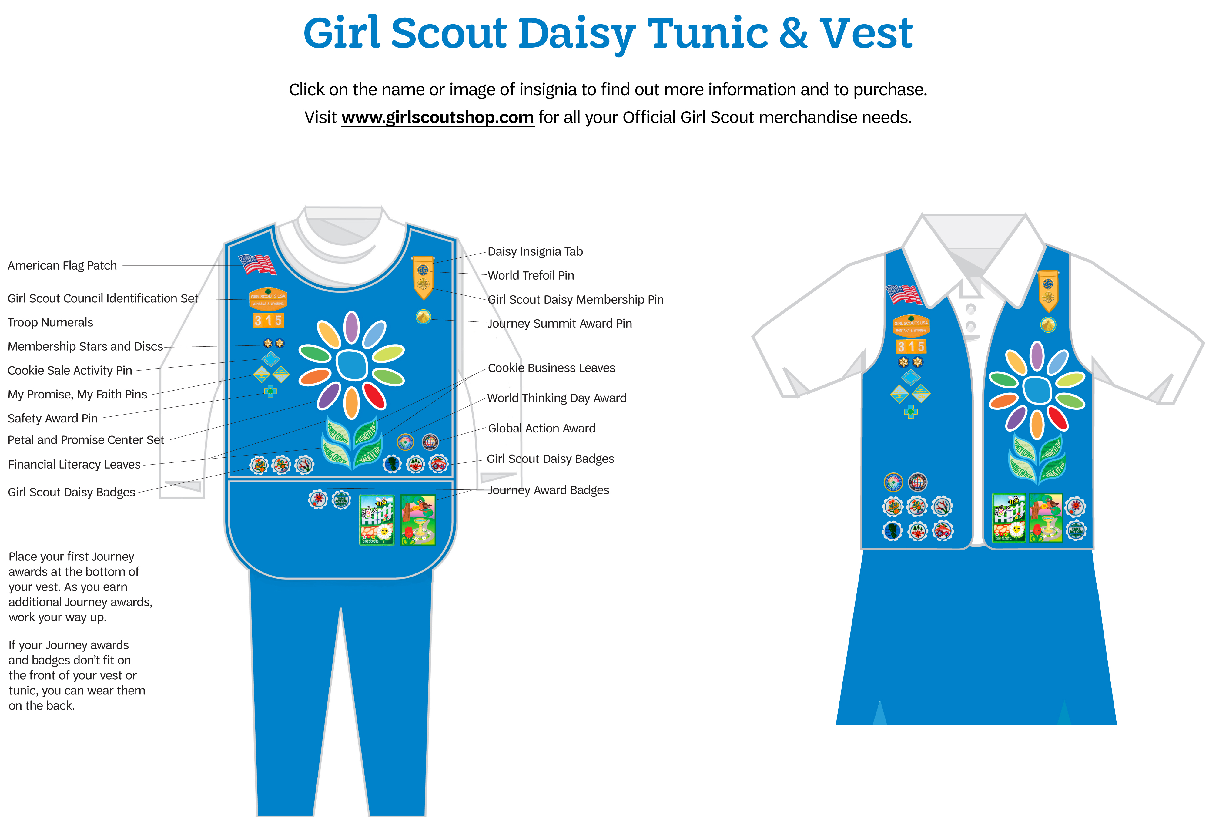 Uniforms Simi Valley Girl Scouts